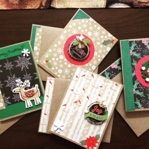 2015 Xmas cards - blog