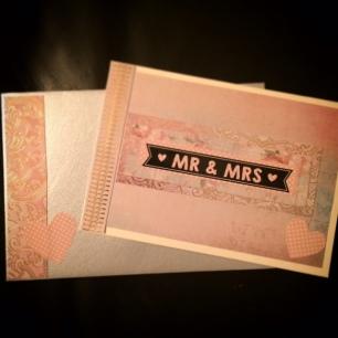 Wedding card - blog